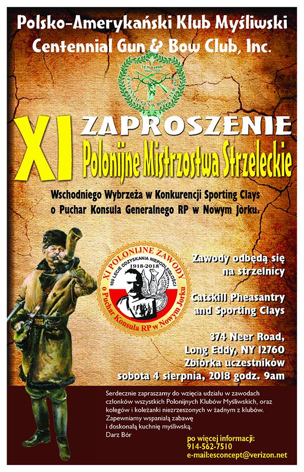 Polski Klub Myśliwski W Nowym Yorku